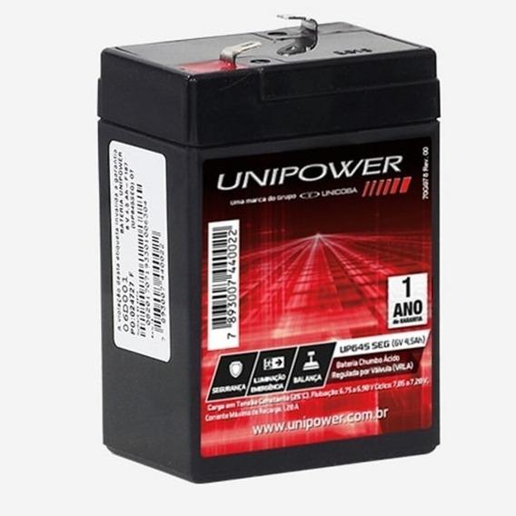 Bateria Para Balança Urano Pop Z Ou S Prix 3 Magna 6v 4,5ah
