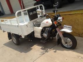 Motocarro Sunl 200cc Pickup Leon Gto
