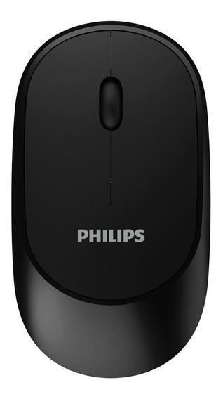 Mouse S/ Fio Wireless 1600dpi Nano Philips Notebook Pc Mac