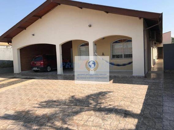 Casa Com 6 Dormitórios Para Alugar, 630 M² Por R$ 8.000,00/mês - Parque São Quirino - Campinas/sp - Ca0997