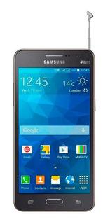 Samsung Galaxy Gran Prime Duos Tv Cinza Usado Mt Bom C/ Nf