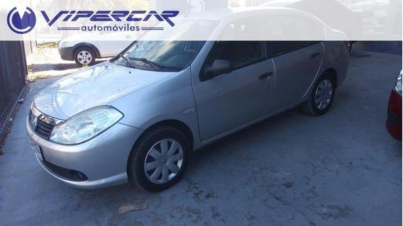 Renault Symbol 1700 Y 36x$13.350 Cuota Fija 1.6 2011