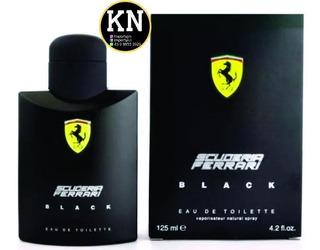 Perfume Importado Ferrari Black 125ml 100% Original Promoção