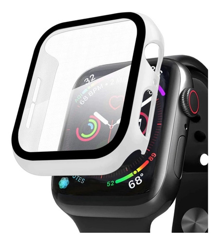Mica Vidrio Pmma Gel Apple Watch Serie 2 3 4 5  38 40 42 44