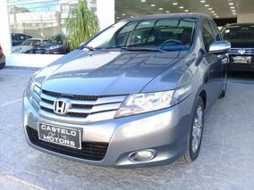 Honda City 1.5 Exl 16v Flex 4p Automatico 2011/2011