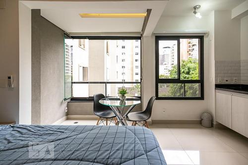 Apartamento À Venda - Vila Olímpia, 1 Quarto,  26 - S893019900