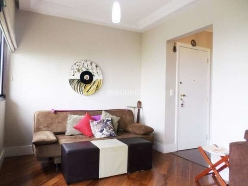 Apartamento Com 3 Dormitórios 1 Suite 3 Vagas No Panamby! - Pp9115
