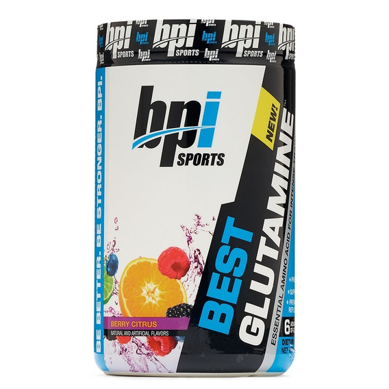 Best Glutamina 400 Grs Bpi Sports