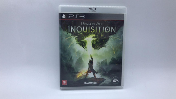 Dragon Age Inquisition - Ps3 - Midia Fisica Em Cd Original