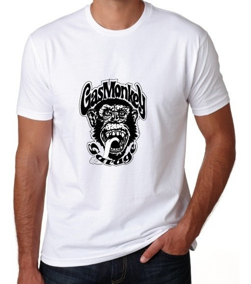 Gas Monkey Garage - Remera - Promo
