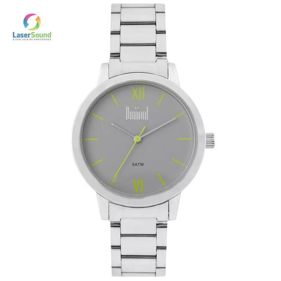 Relógio Dumont Feminino Du2035lui/3v, C/ Garantia E Nf