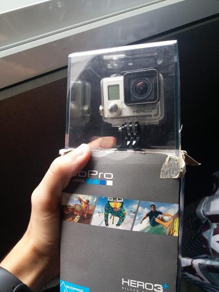 Gopro Hero 3 Silver - Cartão 32gb
