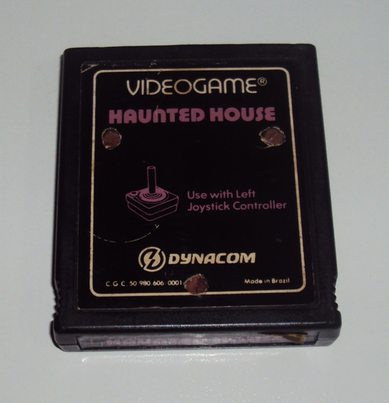 Haunted House - Dynacom Compatível Com Atari 2600