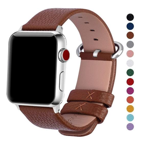 Extensible Correa Apple Watch Cuero 38mm 40mm 42mm 44mm