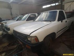 Chocados Toyota Cabina