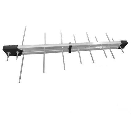 Antena Digital Externa Prime Tech - Uhf 16 Elementos Log 8