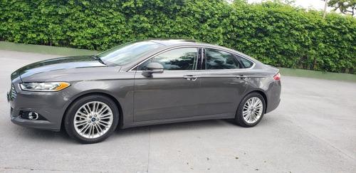 Ford Fusion 2015 2.0 Gtdi Titanium Aut. 4p