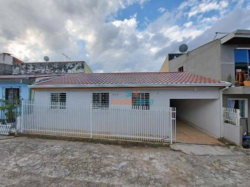 Casa À Venda, 46 M² Por R$ 215.000,00 - Boqueirão - Curitiba/pr - Ca0121