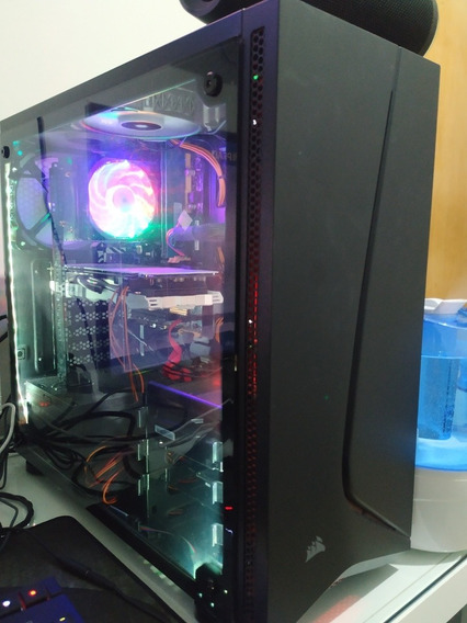 Pc Gamer Corsair I5 12gb Ram 1060 6gb
