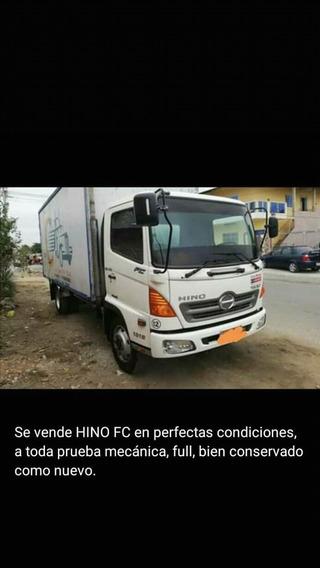 Hino,camión, Furgón,tm Diesel,ecuador, Huaquillas ,venta.