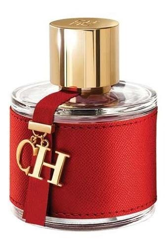 Imagen 1 de 1 de Ch Mujer Tester Edt 100 Ml / Leads Perfumes Original