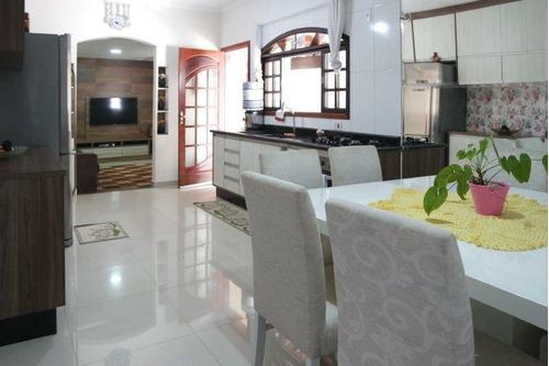 Imagem 1 de 13 de Casa Com 3 Dormitórios À Venda, 240 M² Por R$ 520.000,00 - Colinas De Cotia - Cotia/sp - Ca0756