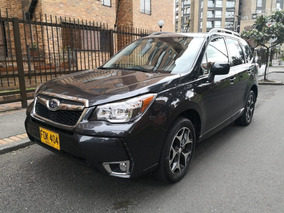 Subaru Forester 2.0 Turbo 2015
