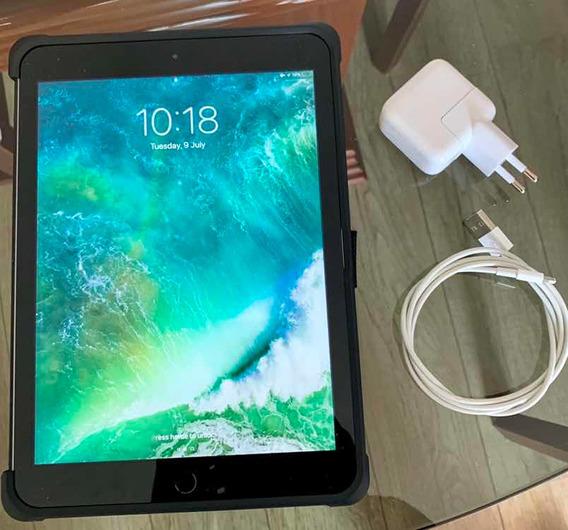 iPad 5ª Geração 128gb Wifi + 4g Cinza Espacial + Applecare