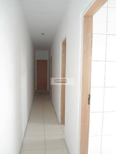 Apartamento Residencial À Venda, Vila Eldízia, Santo André. - Ap2752