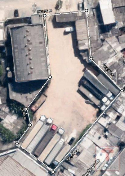 Terreno Para Alugar, 2000 M² Por R$ 8.500/mês - Cumbica - Guarulhos/sp - Te0027