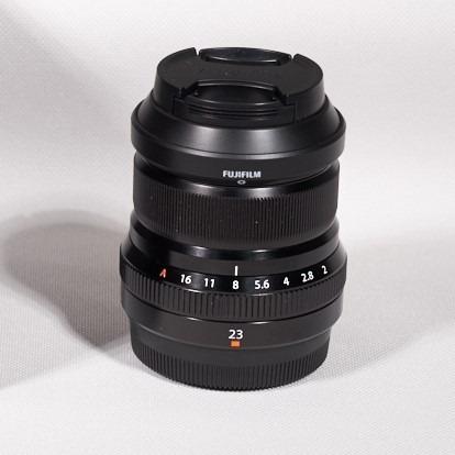 Lente Fujifilm Xf 23mm F/2 R Wr Fuji 23mm F2r Usada