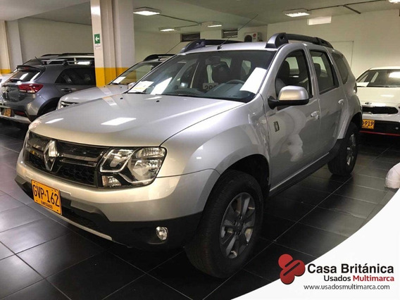 Renault Duster Intes Mecanico 4x4 Gasolina