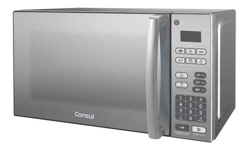 Imagen 1 de 4 de Microondas Consul CMS20   plata 20L 220V
