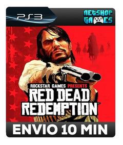 Red Dead Redemption - Psn Ps3 - Promoção - Pronta Entrega