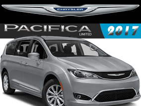 Chrysler Pacifica Limited Platinum Sunroof V6 287hp 9vel Rhc