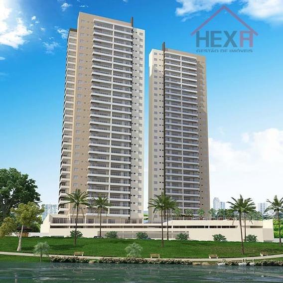 Apartamento Residencial À Venda, Jardim Atlântico, Goiânia. - Ap0086