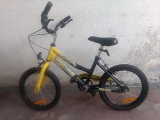 Mountain Bike Para Niño. Rodado 16