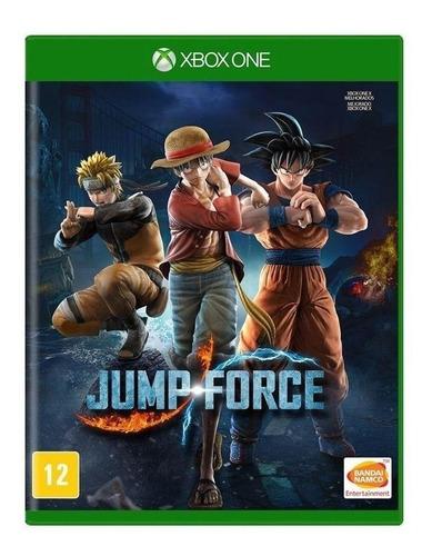 Imagen 1 de 3 de Jump Force  Standard Edition Bandai Namco Xbox One  Físico