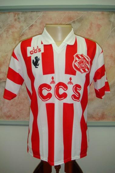 Camisa Futebol Bangu Rio Janeiro Ccs Jogo Antiga 127