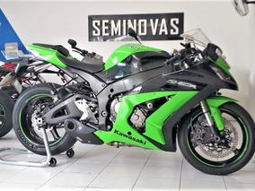 Kawasaki Ninja Zx-10r Abs 2012