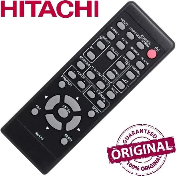 Controle P/ Projetor Hitachi Cp-a52 Cp-x201 Cp-x251 Cp-x2511