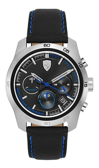Relógio Masculino Ferrari 830445 Importado Original