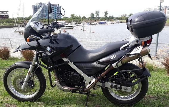 2010 Bmw Gs 650 Con Accesorios