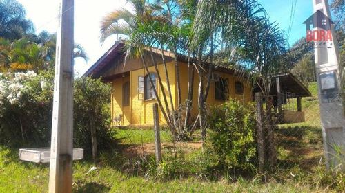 Chácara Residencial À Venda, Caetetuba, Atibaia. - Ch0165