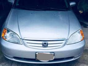 Bonito Honda Civic 1.7 Ex At Vtec