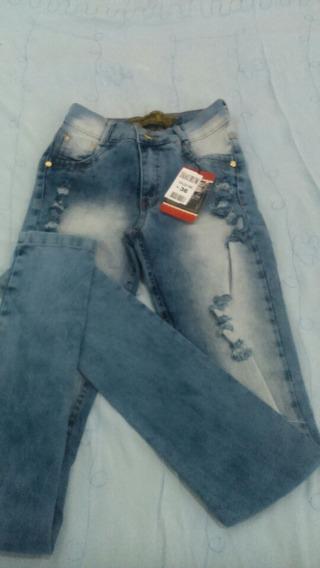 Calça Jeans Feminina Tamanho Do 36 Ao 44
