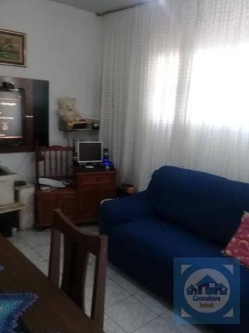 Apartamento Com 1 Dormitório À Venda, 52 M² Por R$ 150.000,00 - Vila Valença - São Vicente/sp - Ap5277