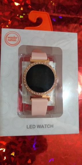 Reloj De Niña Touchscreen Lcd