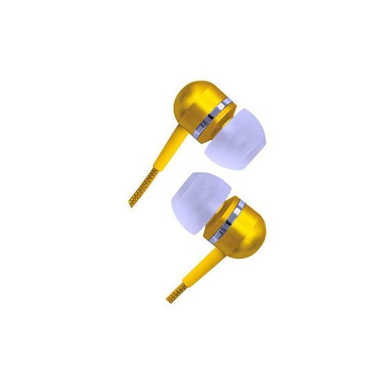 Fone De Ouvido Com Isolamento Acústico Com Fio Coby Cvem79