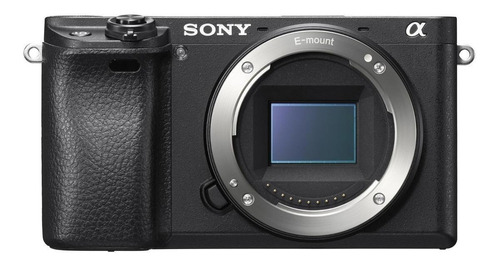 Sony Alpha 6500 mirrorless cor preto